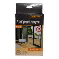 sieť proti hmyzu, PE, na balkón, 2 ks, 2200 x 650 mm