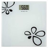 váha digitálna, osobná, tvrdené sklo, automatické vypnutie a vynulovanie hodnôt, do 180 kg