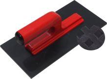 hladítko ABS, plastové, hrubý raster, s otvorenou rukoväťou, 270 x 130 x 5 mm