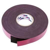 páska izolačná, vulkanizačná, elektrikárska, čierna, 0,76 x 19 mm / 10 m