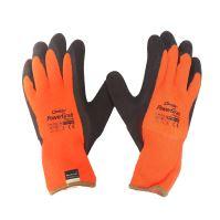 rukavice Powergrab thermo, priľnavý povrch