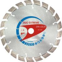 kotúč diamantový, Duo Extreme, 125 x 22,23 x 2,2 mm, xxx