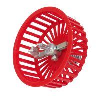 vykružovák na obklady, nastaviteľný, s plastovou ochranou, O do 90 mm