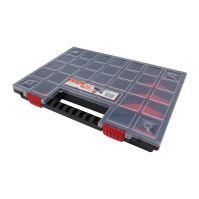 organizér plastový, norS, prepážkový systém, 399 x 303 x 50 mm