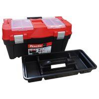 box plastový, na náradie, Practic, 458 x 257 x 245 mm