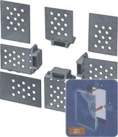 magnety pre krycie dvierka, nastaviteľné, 7 mm