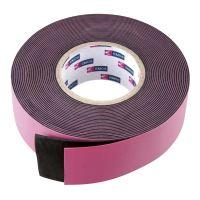 páska izolačná, vulkanizačná, elektrikárska, čierna, 0,76 x 25 mm / 5 m