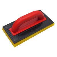 hladítko ABS, plátko 5 mm, molitan hrubý, 250 x 13 x 20 mm