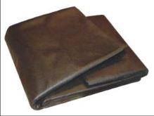 textília netkaná, čierna 1,6 x 5 m, 45 g / m2