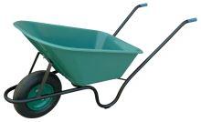 fúrik záhradkársky, plastová korba, koleso nafukovacie, 125 l