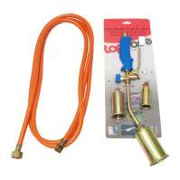 horák PB opaľovací,s hadicou 3m,regulátor tlaku,zmiešavacia komora O 30,40,50x450mm,profi