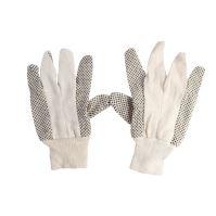 rukavice GABO, zahradné, puntíkované, velikosť 10