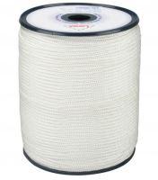 lano pletené, PA, s jadrom, O 8 mm x 100 m, Lanex