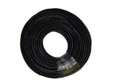 hadica nivelačná, gumená, čierna, 100 m