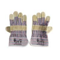 rukavice ZORO, kožené, standard, velikosť 10,5
