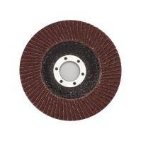 kotúč brúsny, lamelový, zrnitosť 60, 115 x 22,2 x 2 mm