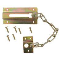 reťaz dverný, niklovaný, bezpečnostný, 75 mm