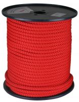 lano pletené, PPV multiplex, s jadrom, O 10 mm x 100 m, Lanex