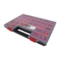 organizér plastový, norP, miskový systém, 399 x 303 x 50 mm