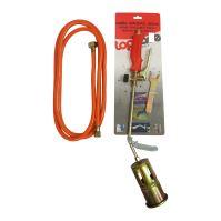 horák PB, s hadicou 3 m, regulátorom tlaku a  zmiešavaciou komorou, 60 mm x 550 mm, profi