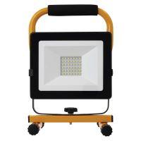 reflektor LED, prenosný, 30 W (260 W), neutrálna biela